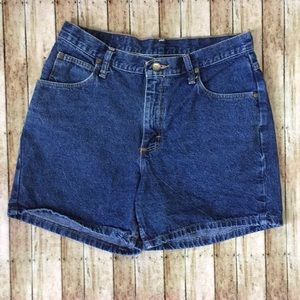 Vintage Wrangler Blues High Waisted Jean Shorts